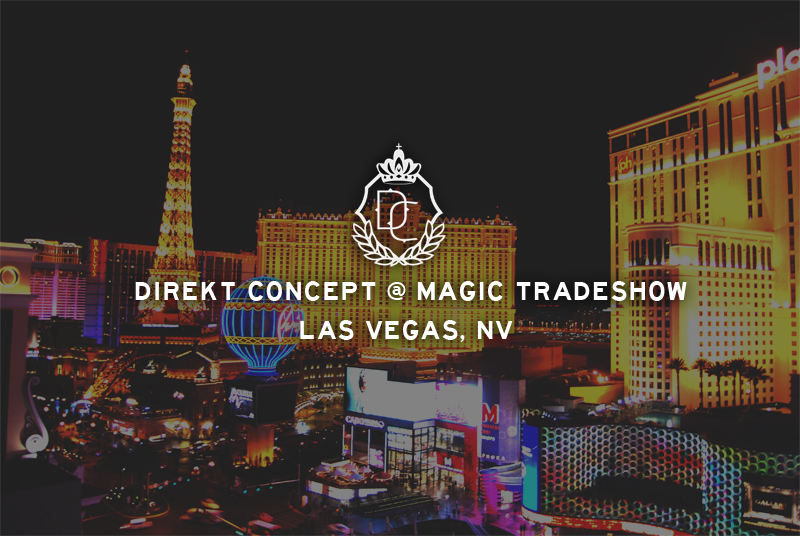 Project trade show archives direkt concept for Pool trade show magic