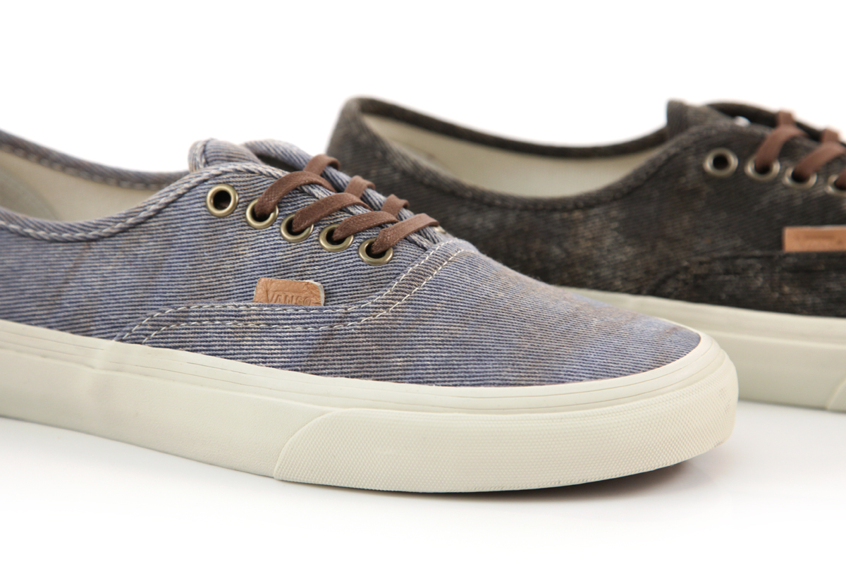 """Vans California 2012 Spring Summer """"Stained"""" Authentic CA 7e04874cb"""